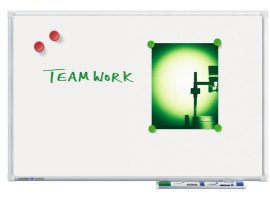 Legamaster  Economy mágneses fehér tábla (whiteboard) 100x150 cm
