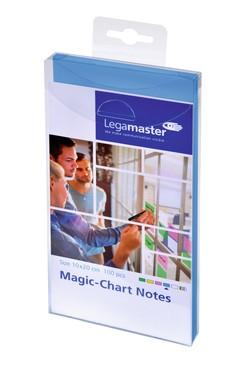 Magic-Chart Notes elekrosztatikus jegyzettömb 10x20cm kék