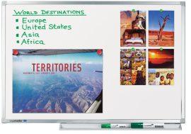 Legamaster Professional mágneses fehér tábla (whiteboard) 120x200 cm