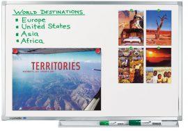 Legamaster Professional mágneses fehér tábla (whiteboard) 100x150 cm