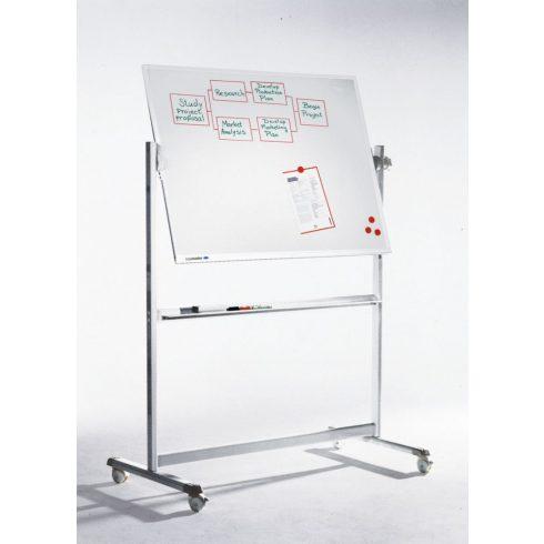 Legamaster Professional forgatható mágneses fehér tábla (whiteboard), 100x150 cm