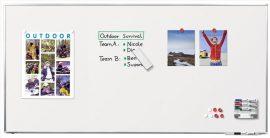 Legamaster Premium Plus mágneses fehér tábla (whiteboard) 100x200 cm