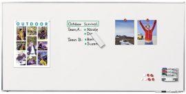 Legamaster Premium Plus mágneses fehér tábla (whiteboard) 120x150 cm