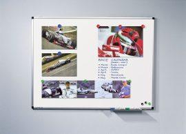 Legamaster PREMIUM mágneses fehér tábla (whiteboard), 120x180 cm