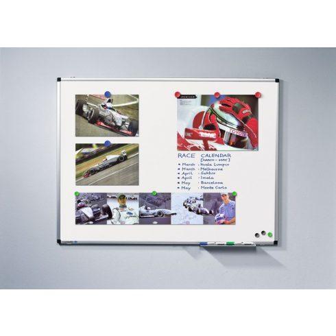 Legamaster PREMIUM mágneses fehér tábla (whiteboard), 120x200 cm