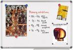 Legamaster Universal mágneses fehér tábla (whiteboard) 90x120 cm