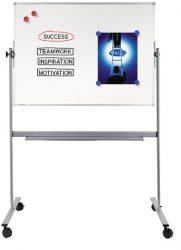 Legamaster Economy Plus kétoldalú tábla  100x200 cm