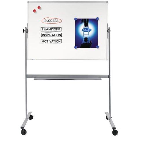 Legamaster Economy Plus kétoldalú tábla 100x150 cm