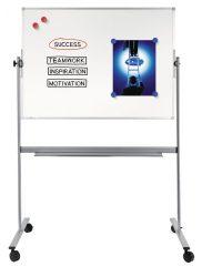 Legamaster ECONOMY forgatható mágneses fehér tábla (whiteboard) (több méretben)
