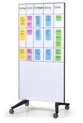 Mobil üvegtáblák, több színben (fehér)