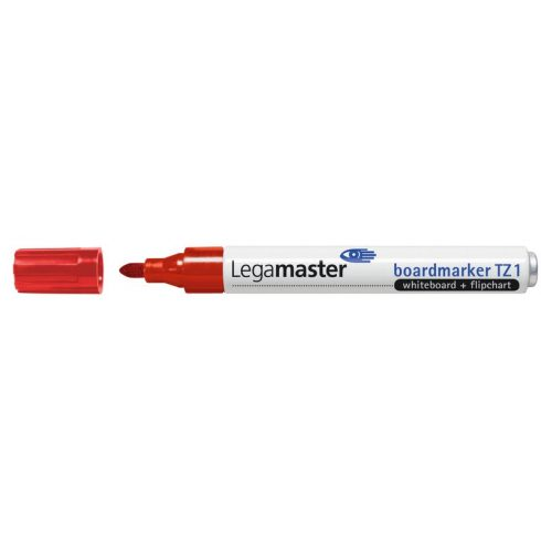 Legamaster Táblafilc TZ 1, piros