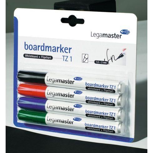 Legamaster Táblafilc TZ 1, 4 szín