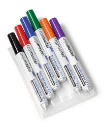 Legamaster Táblafilc TZ 1, 6 szín