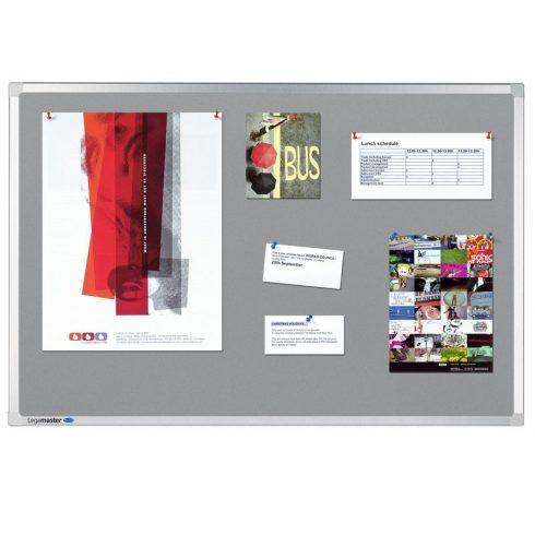 Legamaster Professional lino-parafa tábla, 90x120 cm