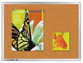 Legamaster PREMIUM parafa tábla, 100x150 cm