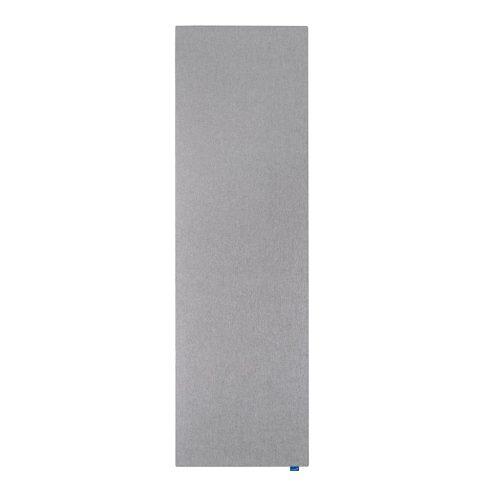 WALL-UP Acoustic tűzhető tábla 200x59,5 cm (álló) (quiet grey)