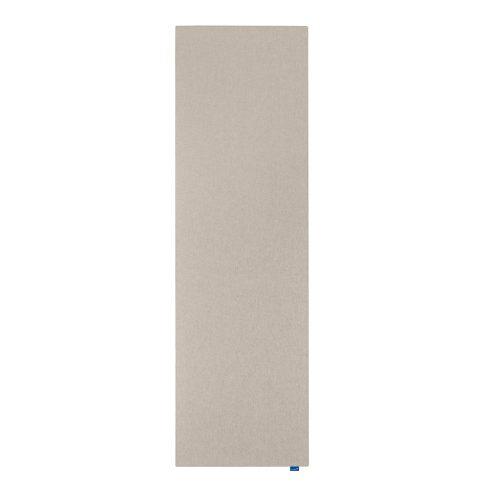 WALL-UP Acoustic tűzhető tábla 200x59,5 cm (álló) (soft beige)