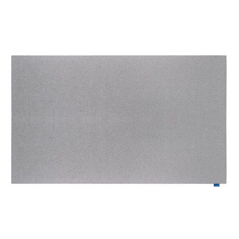 BOARD-UP Acoustic tűzhető tábla 75x100 cm (fekvő) (quiet grey)