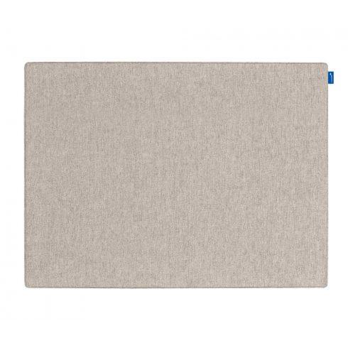 BOARD-UP Acoustic tűzhető tábla 75x50 cm (fekvő) (soft beige)