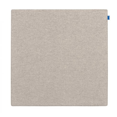BOARD-UP Acoustic tűzhető tábla 75x75 cm (soft beige)