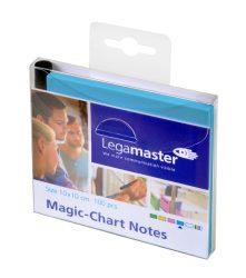 Magic-Chart Notes kék 10x10 cm 100 db