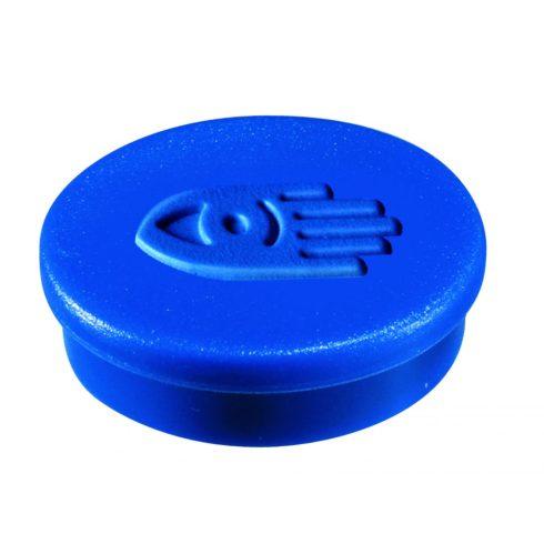 Táblamágnes, 30 mm, kék