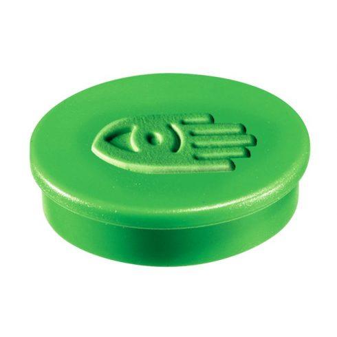 Táblamágnes, 35 mm, zöld