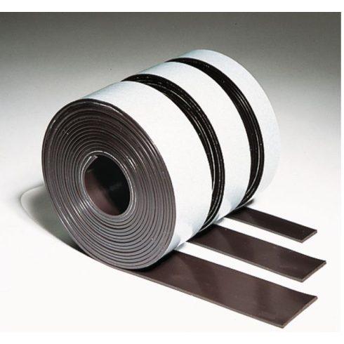 Öntapadó mágneses szalag, 19 mm x 3 m
