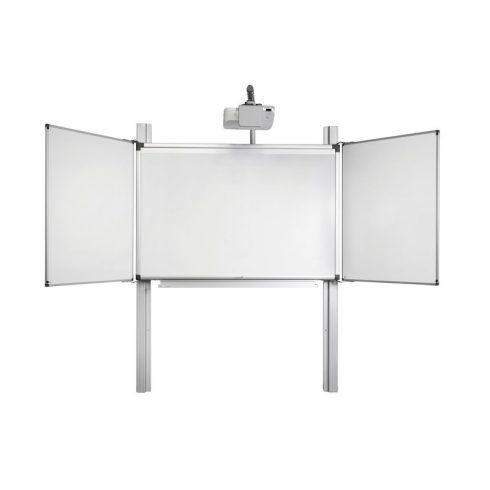Magasságállítható pilonos fali tartó Legamaster e-Board Touch interaktív táblához (szárnyas változathoz is)