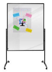 Premium Plus elválasztó tábla 150x120 cm, átlátszó (5 mm)