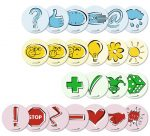 Hangulatjelek és szimbólumok
