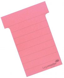 T-kártya tervezőkhöz, 101 mm, pink