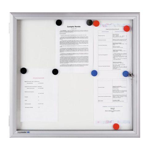 Legamaster Premium kültéri fali vitrin  73,0x98,9 cm