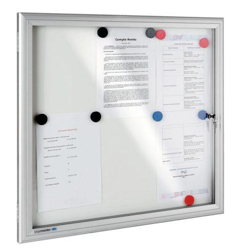 Legamaster Premium kültéri fali vitrin  98,9x135,8 cm