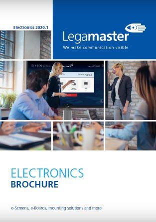 Legamaster digitális vizuáltechnika katalógus