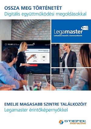 Legamaster kollaborációs katalógus